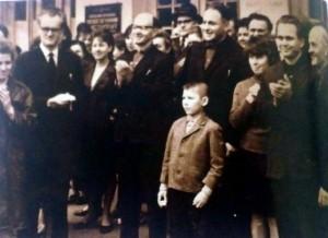 Свято фізико-математичного факультету, 1965
